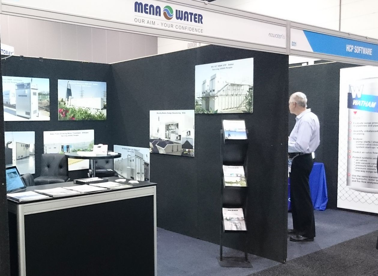 OZ WATER'16 Exhibition